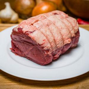 Organic Aberdeen Angus Beef Silverside roast (25.12)