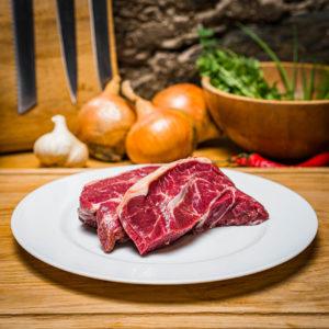 Organic Aberdeen Angus Beef Featherblade
