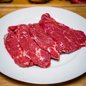 Organic Aberdeen Angus Quick fry steak