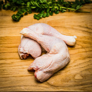 Organic Free Range Chicken Leg Quarters
