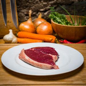 Organic Aberdeen Angus Rump Steak (25.12)