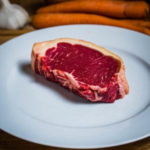 Organic Aberdeen Angus Sirloin steak (25.12)