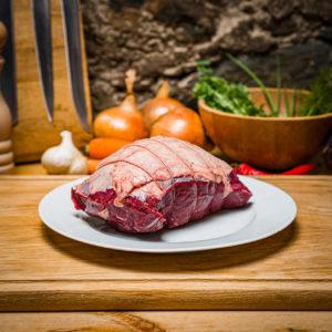 Organic Aberdeen Angus Beef Topside Roast (25.12)