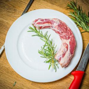 Organic home bred Lamb Neck Fillet