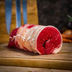 Organic Aberdeen Angus Rolled Brisket of beef (25.12)