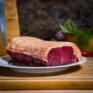 Organic Aberdeen Angus Rolled Sirloin Roast (25.12)